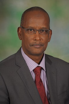 DR. IBRAHIM M. MOHAMED, CBS, PRINCIPAL SECRETARY, MINISTRY OF DEFENCE