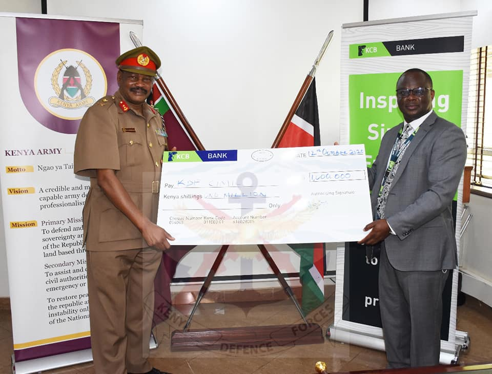 FRIENDS OF KDF SUPPORT THIS YEAR'S KDF DAY CELEBRATIONS