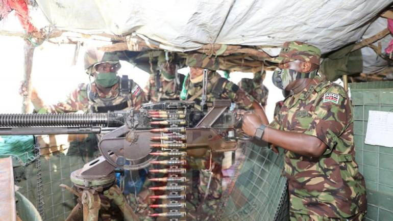 KDF IS THE INSTRUMENT OF LAST RESORT