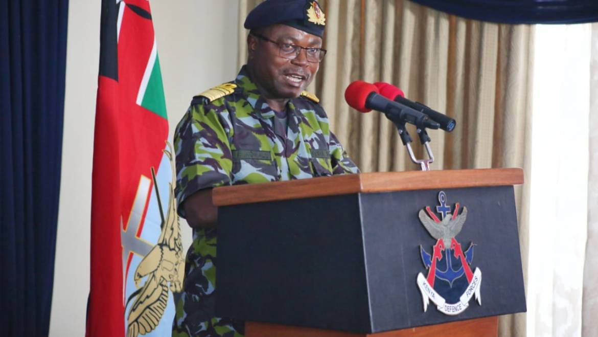CLOSING OF THE KDF NATIONALWIDE RECRUITMENT EXERCISE