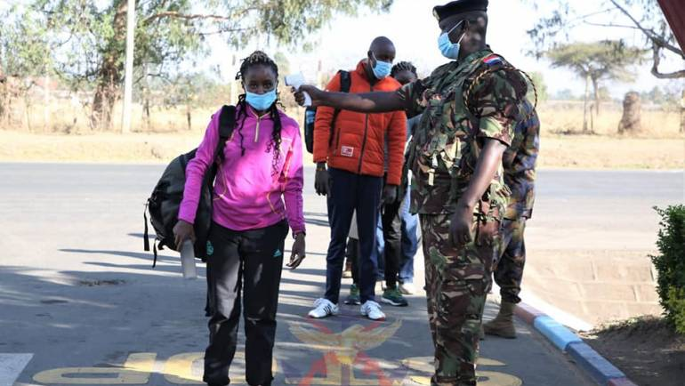 SHORTLISTED SPECIALIST CADET CANDIDATES REPORT TO KENYA MILITARY ACADEMY FOR RECRUITMENT