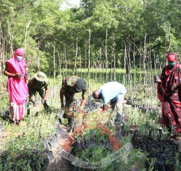 KENYA FOREST SERVICE EMPOWERS LOCALS IN LAMU TO CONSERVE NATURAL HERITAGE