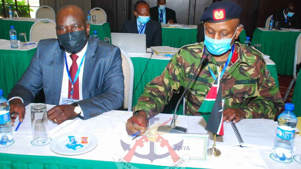 EAST AFRICA COMMUNITY (EAC) HOLDS ITS 32ND MEETING OF THE SECTORAL COUNCIL ON COOPERATION IN DEFENCE.