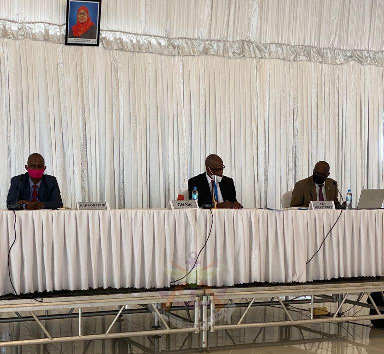 PS DEFENCE CHAIRS 10TH JOINT SECTORAL COUNCIL