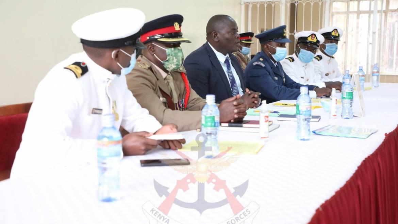 KDF SOLDIER ARRAIGNED BEFORE COURT MARTIAL OVER RECRUITMENT MALPRACTICES
