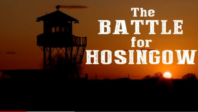 BATTLE FOR HOSINGOW