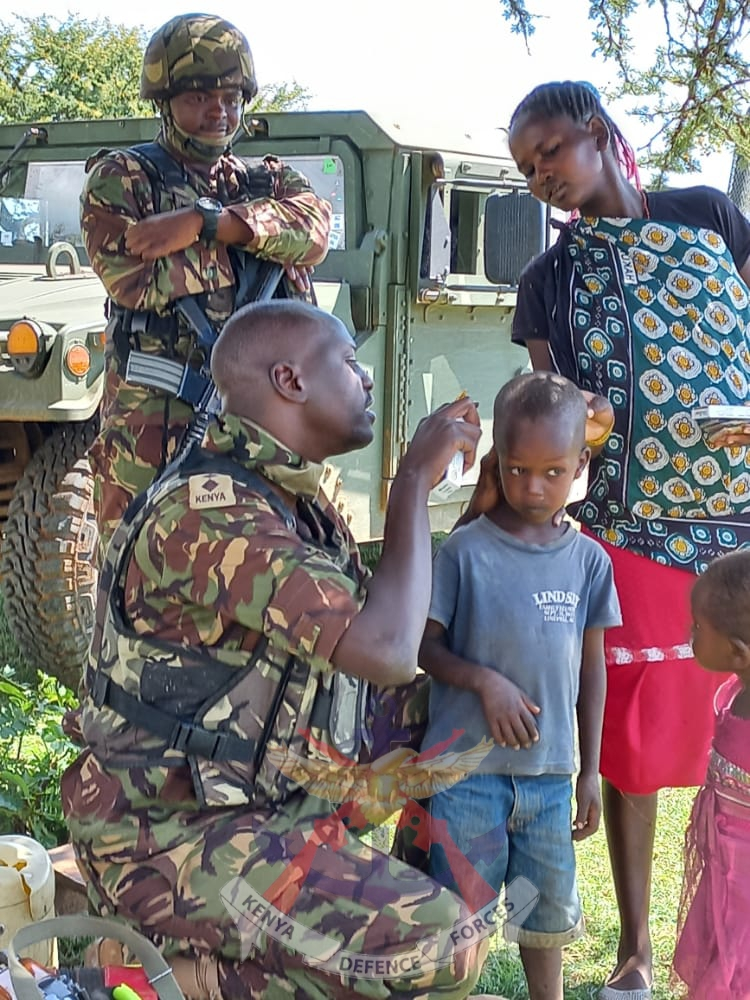 MULTI AGENCY PEACE CAMPAIGN CONTINUES IN LAIKIPIA