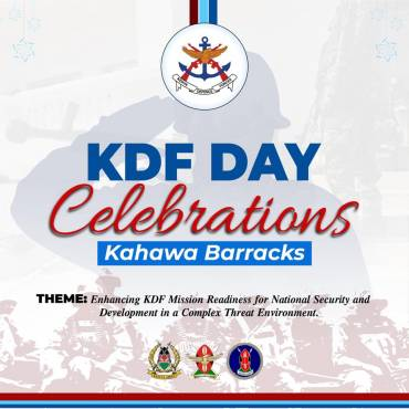 KDF DAY 10TH ANNIVERSARY MARKED ACROSS REGIONS