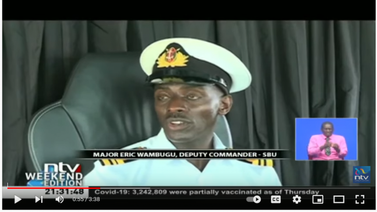 KDF DAY 2021 : KENYA'S MARITIME INTEGRITY